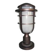 Reef Pedestal Lantern - Victorian Bronze