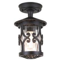 Hereford Scroll Porch Lantern