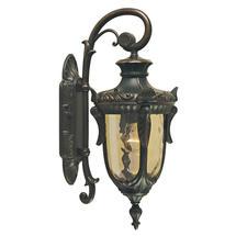 Philadelphia Outdoor Medium Down Wall Lantern - Old Bronze