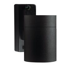 Tin Outdoor Wall Light - Black