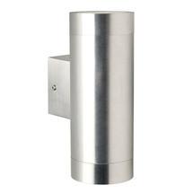 Tin Maxi Up/Down Wall Light - Aluminium