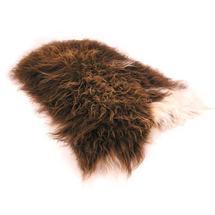 Longhair Sheepskin - Brown