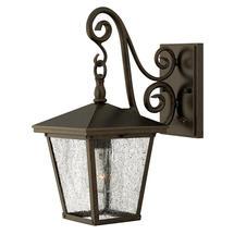 Trellis Wall Lantern - Small
