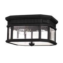 Cotswold Lane Porch Lantern - Black